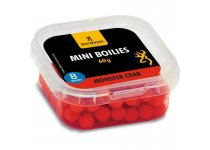 Browning Mini Boilies vorgebohrt 8mm Monster Crab