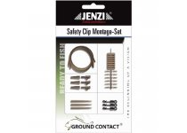 Ground Contact Safety Clip Carp - Montage - Set