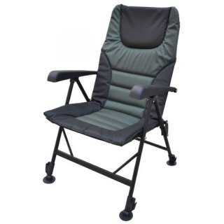 Ground Contact Deluxe Chair with Armrest